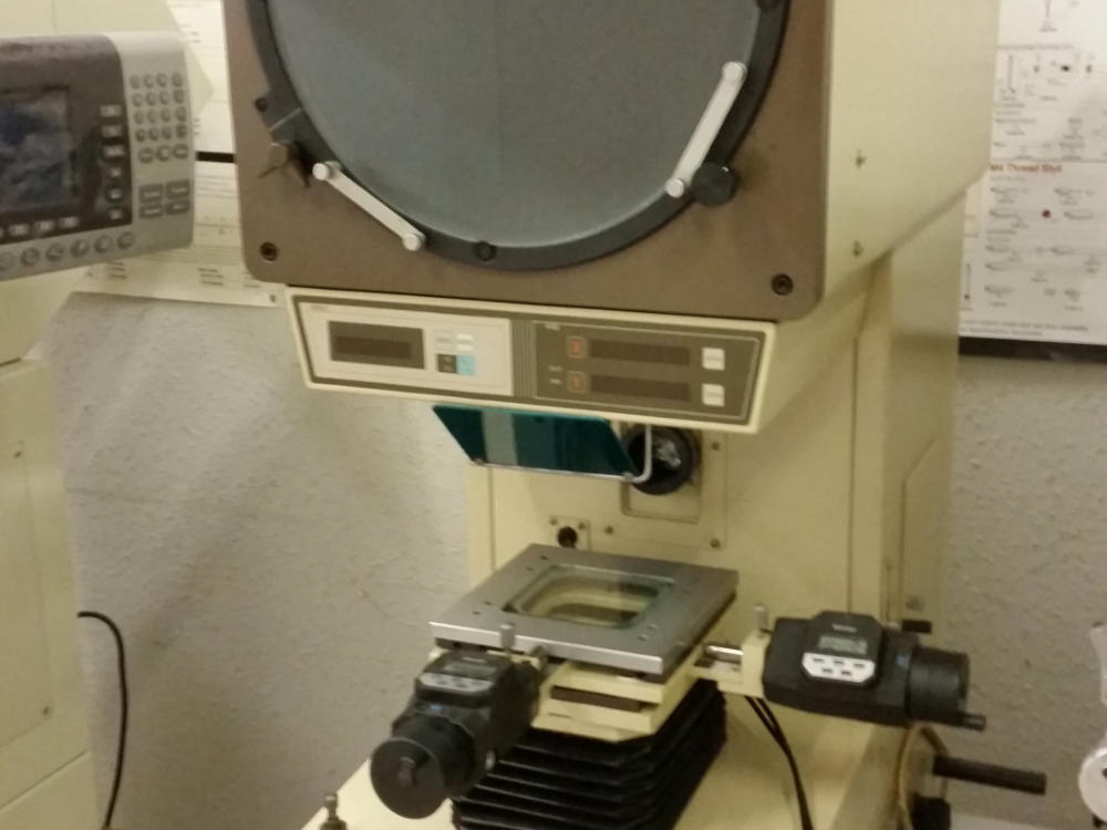 Used measuring calibration inspection and test equipment